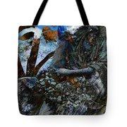 Moss Veils And Illuminated  Tote Bag