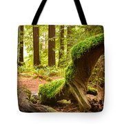 Mossy Creature Tote Bag