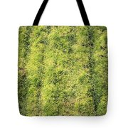 Mossy Grass Tote Bag