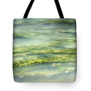 Mossy Tranquility Tote Bag