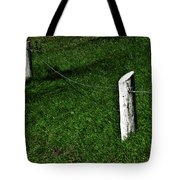 Mostly Green Tote Bag