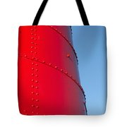 Mostly Red Tote Bag