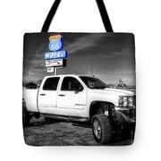 Motel Pickup  Tote Bag