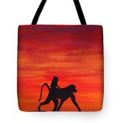 Mother Africa 4 Tote Bag