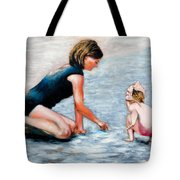 Mother And Child 1 Tote Bag