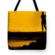 Mother And Daughter Time Tote Bag