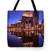 Mother Church Boston Tote Bag