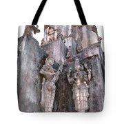 Mother Divine Temple - Amarkantak India Tote Bag