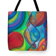 Mother Earth - Plant Healing - Gaia - Heart Chamber Awakening Tote Bag