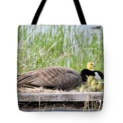 Mother Goose 2 Tote Bag