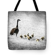 Mother Goose Tote Bag by Elena Elisseeva