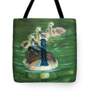 Mother Goose  Tote Bag