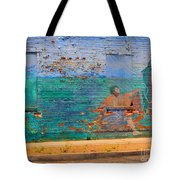 City Mural - Mother Mary Tote Bag