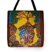 Mother Nature 2 Tote Bag