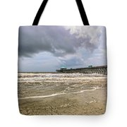 Mother Nature's Wrath Tote Bag