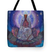 Mother Of The World Tote Bag