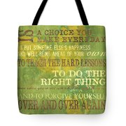 Motherhood Tote Bag by Debbie DeWitt