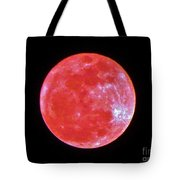 Motherly Moon Tote Bag
