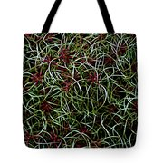Mother's Clematis Tote Bag
