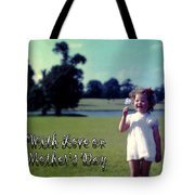 Mother's Day 1964 Tote Bag