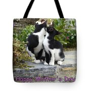 Mother's Day Card Tote Bag