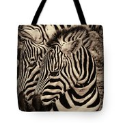 Mothers Embrace Tote Bag