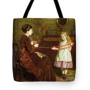 Mothers Little Helper Tote Bag