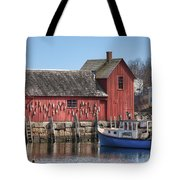 Motif Number 1 Tote Bag by Eric Gendron