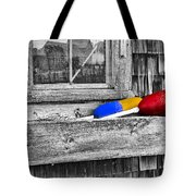 Motif Number One Sunrise Reflections Bw Tote Bag