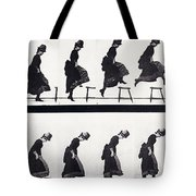 Motion Study Tote Bag