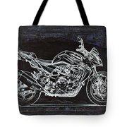 Moto Art 41 Tote Bag