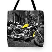 Moto Guzzi Tote Bag
