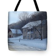 Motor Mill Inn And Livery Tote Bag