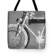 Motorcycle, 1898 Tote Bag