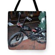 Motorized Bicycle Tote Bag