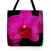 Mottled Orchid 8 Tote Bag