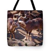 Mouflon Tote Bag