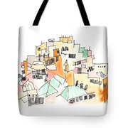 Moulay Idriss Tote Bag