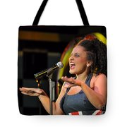 Moulin Rouge Theatre -  What A Voice Tote Bag