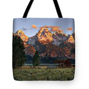 Moulton Barn 2 Tote Bag