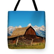 Moulton Barn Tote Bag