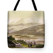 Mount Cayambe, Ecuador, From Le Costume Tote Bag