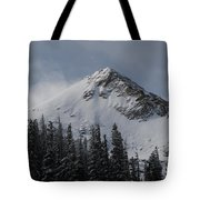 Mount Crested Butte 3 Tote Bag