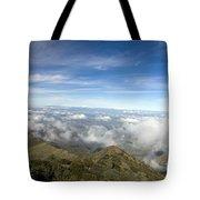 Mount Diablo State Park Tote Bag