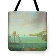 Mount Edgcumbe Tote Bag