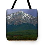 Mount Elbert Tote Bag