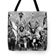 Mount Everest Expedition Tote Bag