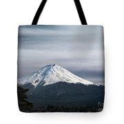 Mount Fuji Japan Tote Bag