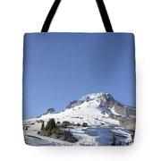 Mount Hood Oregon Panorama Tote Bag