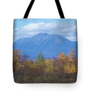 Mount Katahdin From Stacyville 2 Tote Bag